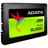 жесткий диск SSD Adata Ultimate SU650 240Gb, SATA III, 2.5