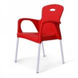 стул Afina Remy XRF-065-BR (XRB-065B) красный