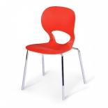 стул Afina Kony SHF-056-R (PC-056) красный