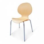 стул Afina Bary SHF-008-P (PC-008  Lighte yellow) персиковый