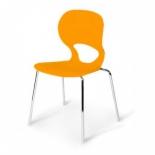 стул Afina Kony SHF-056-O (PC-056) Оранжевый