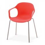 стул Afina Larry XRB-078-BR красный