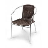 стул Afina LFT-3099B коричневый