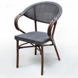 кресло садовое Afina D2003S-AD64 коричневое