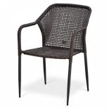 стул садовый Afina Y35-W2390 коричневый