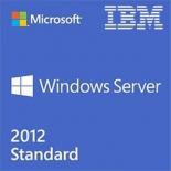 ос windows Microsoft Windows Server 2012 R2 Standard (00FF247), для серверов IBM