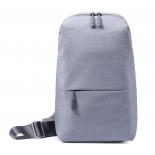 сумка для ноутбука Xiaomi Mi City Sling Bag, светло-серый