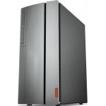 фирменный компьютер Lenovo ideacentre 720-18IKL (90H0001HRK) серебристый, чёрный