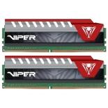 модуль памяти DDR4 Patriot PVE48G240C5KRD 8192Mb 4Gbx2, 2400 MHz