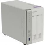 сетевой накопитель QNAP TS-231P 2Bay (без дисков)