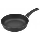 сковорода Нева Металл Посуда Домашняя 7424 24 см (со съёмной ручкой)