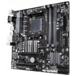 материнская плата Gigabyte GA-78LMT-USB3 R2 AM3+, AMD 760G + SB710, Micro ATX