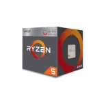 процессор AMD Ryzen 5 2400G (YD2400C5FBBOX) BOX