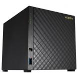 сетевой накопитель Asustor AS3204T (4-Bay Cel Quad Core 2GB)