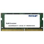 модуль памяти Patriot Memory PSD48G21332S (DDR4, SODIMM, 16 Gb, CL15, 2133 MHz)