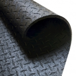 коврик для спорта Body-Solid RF546, черный