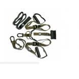спортивный товар Петли Original FitTools FT-SQUAD, хаки