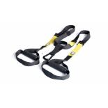 спортивный товар Набор петель Original FitTools FT-TSG-PRO, черно-желтый