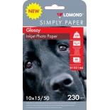 фотобумага для принтера Lomond Simply 0102166