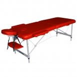 стол массажный DFC Nirvana Elegant Optima, красный
