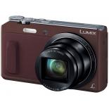 цифровой фотоаппарат Panasonic Lumix DMC-TZ57, коричневый