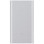 аксессуар для телефона Внешний аккумулятор Xiaomi Mi Power Bank 2 10000 (USB 2.4А, 10000 mAh), серебристый