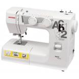 швейная машина Janome sew easy белая