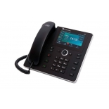 IP-телефон AudioCodes 450HD IP-Phone PoE GbE, Черный