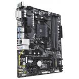 материнская плата Gigabyte GA-AB350M-DS3H V1.1, Soc-AM4, AMD, mATX, DDR4, SATA 3, USB 3.0