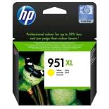 картридж для принтера HP 951XL, Желтый (увеличенной емкости)