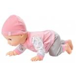 кукла Zapf Creation Baby Annabell 700-136 Учимся ходить 43 см (интерактивная)