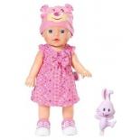 кукла Zapf Creation Baby Born Walks, 32 см, 823-484 (интерактивная)