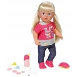 кукла Zapf Creation Baby Born Сестричка 43 см 820-704 (интерактивная)