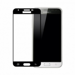 защитное стекло для смартфона Glass Pro Samsung J3 (2017), Full Screen, черное