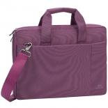 сумка для ноутбука Rivacase 8221, фиолетовая