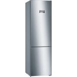холодильник Bosch KGN39VI21R, серебристый