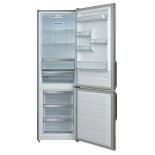 холодильник Shivaki BMR-1881DNFX (нержавеющая сталь)