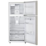 холодильник Daewoo FGK-51CCG, бежевый