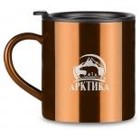 термокружка Арктика 802-450 (0,45 л), кофейная