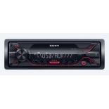 автомагнитола Sony DSX-A110U, черная