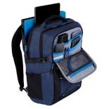 рюкзак городской Dell Energy 460-BCGR (для ноутбука), черный/синий