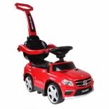 каталка RiverToys Mercedes-Benz GL63 A888AA-H, красная