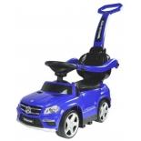 каталка RiverToys Mercedes-Benz GL63 A888AA-H, синяя
