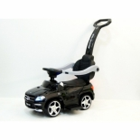 каталка RiverToys Mercedes-Benz GL63 A888AA-H, черная