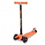 самокат для взрослых Scooter M-4, orange