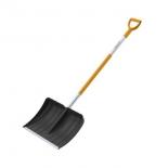 лопата для снега Fiskars SnowXpert 143001, Чёрно-жёлтая