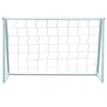 ворота футбольные DFC GOAL180, белые