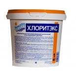 фильтр для бассейнов Хлоритэкс Markopool ХИМ04 хлорная дезинфекция (гранулы)