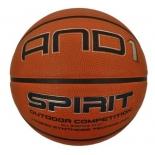 мяч баскетбольный AND1 Spirit 5 (размер - 5)