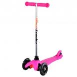 самокат для взрослых Scooter M-5, розовый